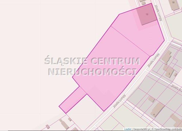 Lokal użytkowy na sprzedaż Zabrze, Zaborze, Lompy  2748m2 Foto 12