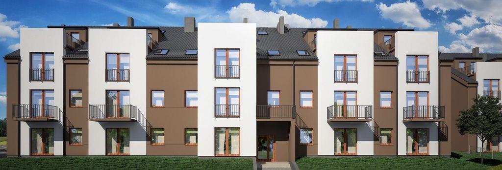 Mieszkanie trzypokojowe na sprzedaż Skarbimierzyce  55m2 Foto 8