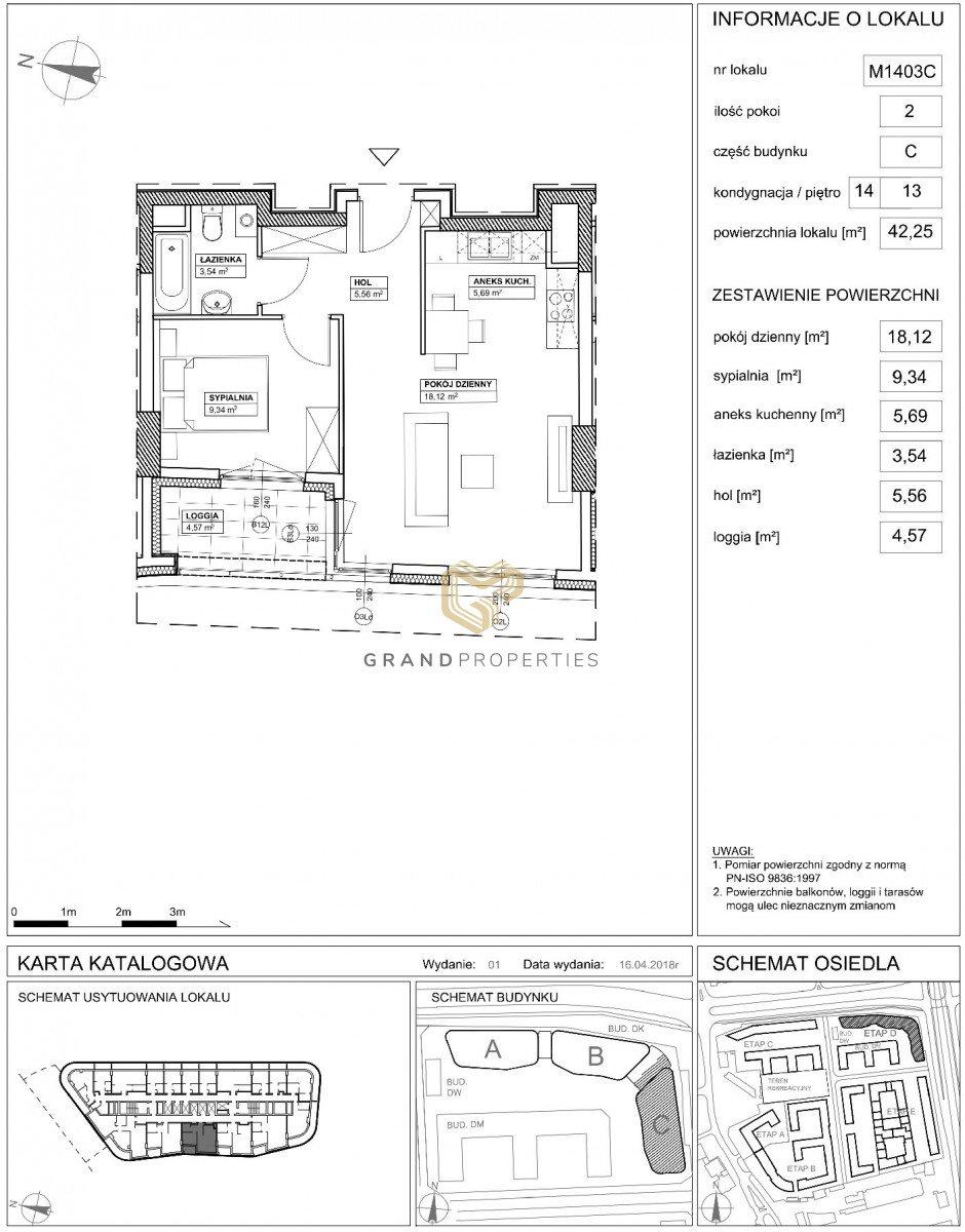 Mieszkanie dwupokojowe na sprzedaż Warszawa, Wola, Marcina Kasprzaka  42m2 Foto 7