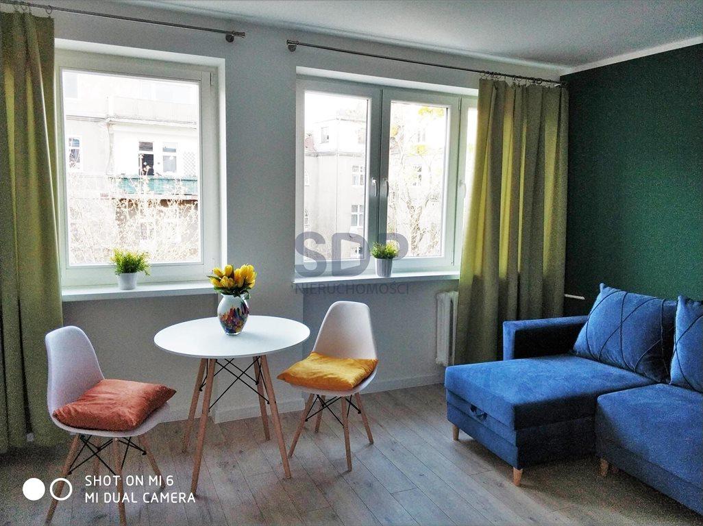 Mieszkanie dwupokojowe na sprzedaż Wrocław, Krzyki, Borek, Sudecka  47m2 Foto 1