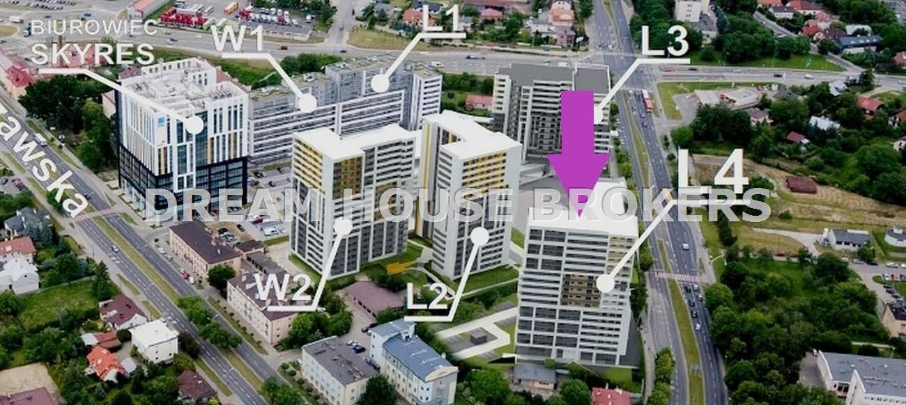 Mieszkanie dwupokojowe na sprzedaż Rzeszów, Staromieście, Lubelska  36m2 Foto 1