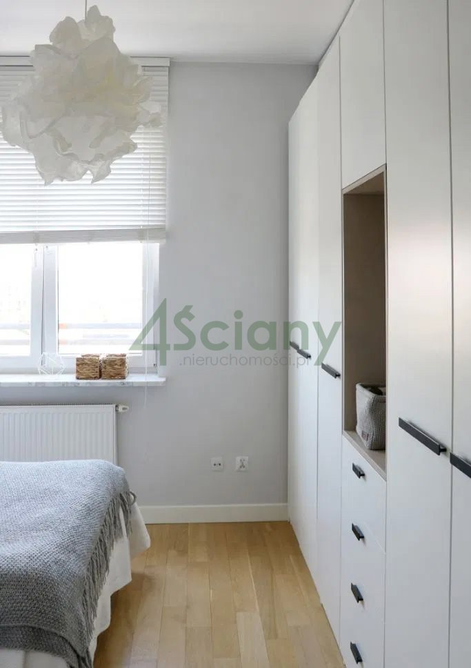 Mieszkanie dwupokojowe na sprzedaż Warszawa, Praga-Południe, Saska Kępa, Zwycięzców  51m2 Foto 8