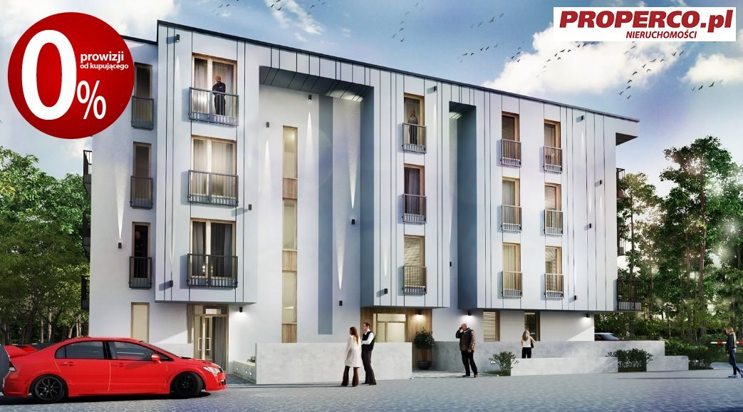 Mieszkanie trzypokojowe na sprzedaż Kielce, Szydłówek, Klonowa  66m2 Foto 1