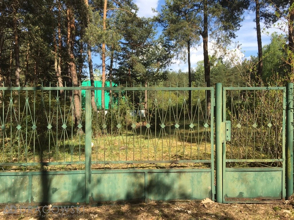 Działka leśna z prawem budowy na sprzedaż Czarnów  2098m2 Foto 4