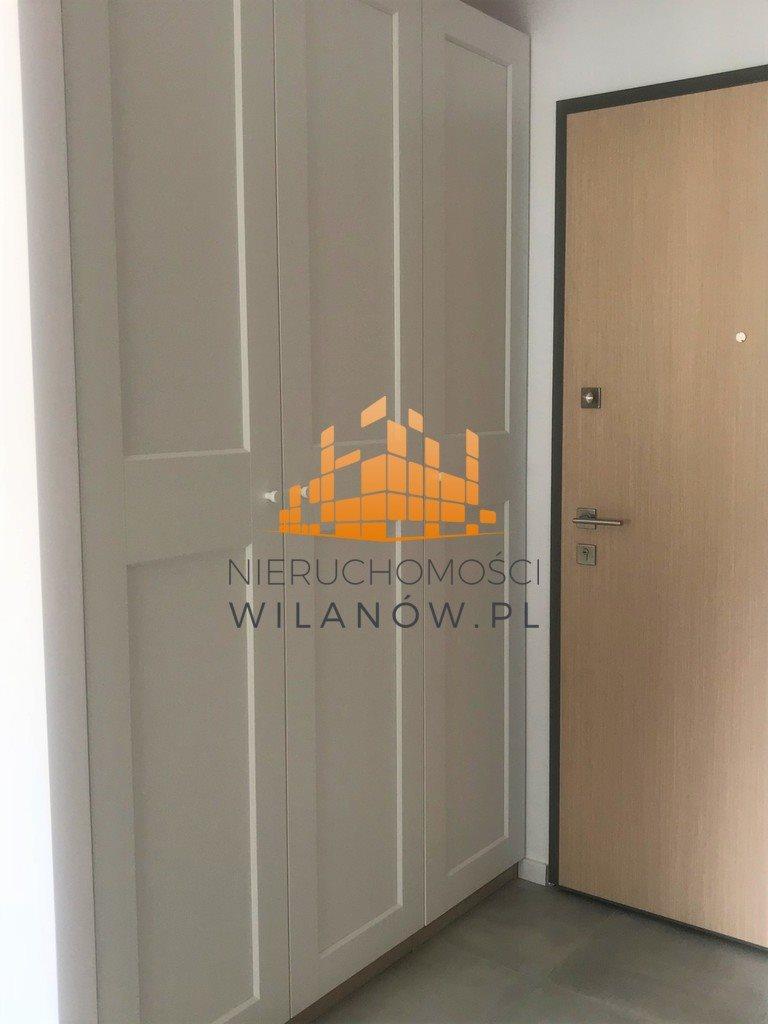 Mieszkanie dwupokojowe na wynajem Warszawa, Wilanów, Sarmacka  43m2 Foto 8