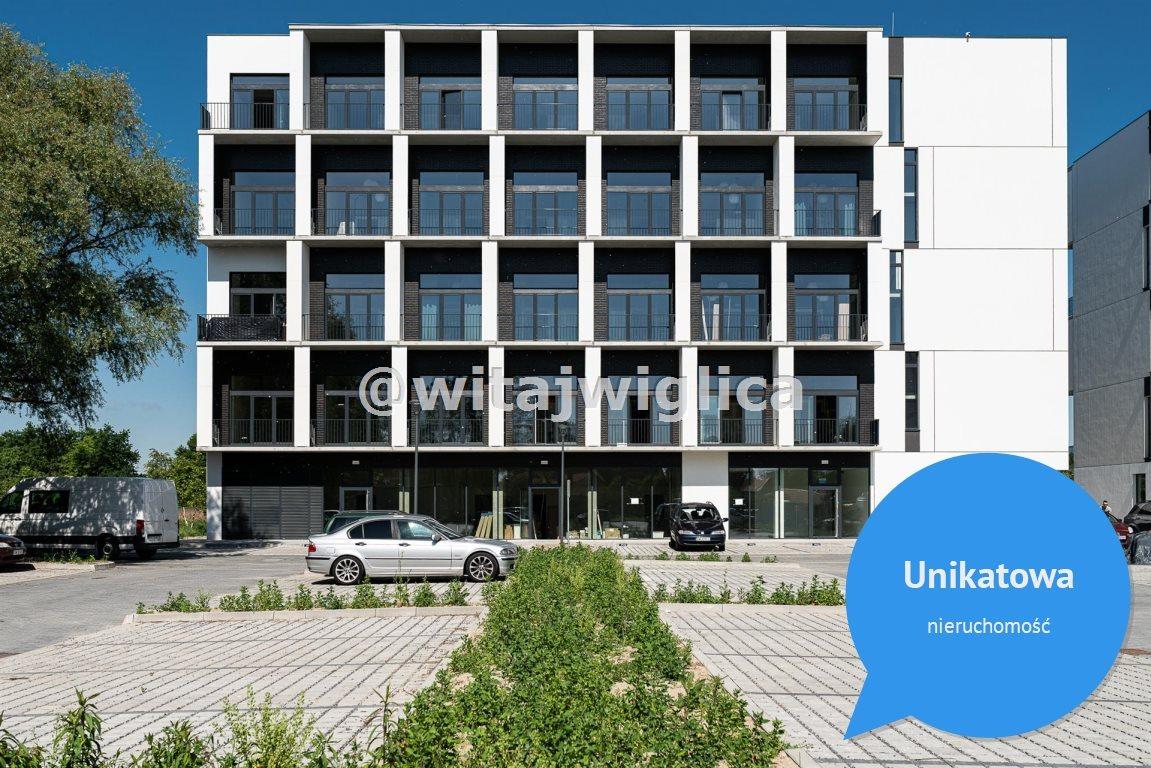 Mieszkanie dwupokojowe na sprzedaż Wrocław, Fabryczna, Strachowice, Władysława Zarembowicza  23m2 Foto 2