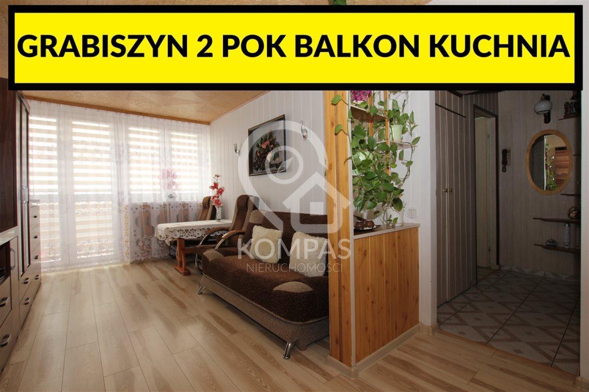 Mieszkanie dwupokojowe na sprzedaż Wrocław, Grabiszyn  40m2 Foto 1