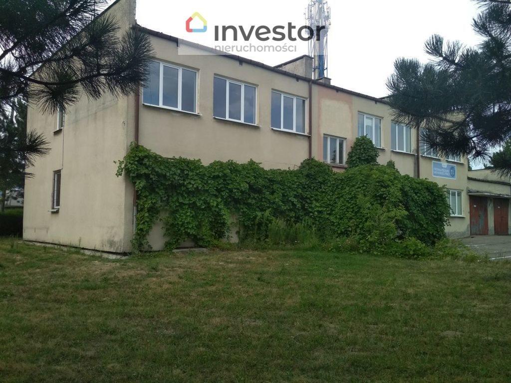 Lokal użytkowy na wynajem Kraśnik, Obwodowa  766m2 Foto 2