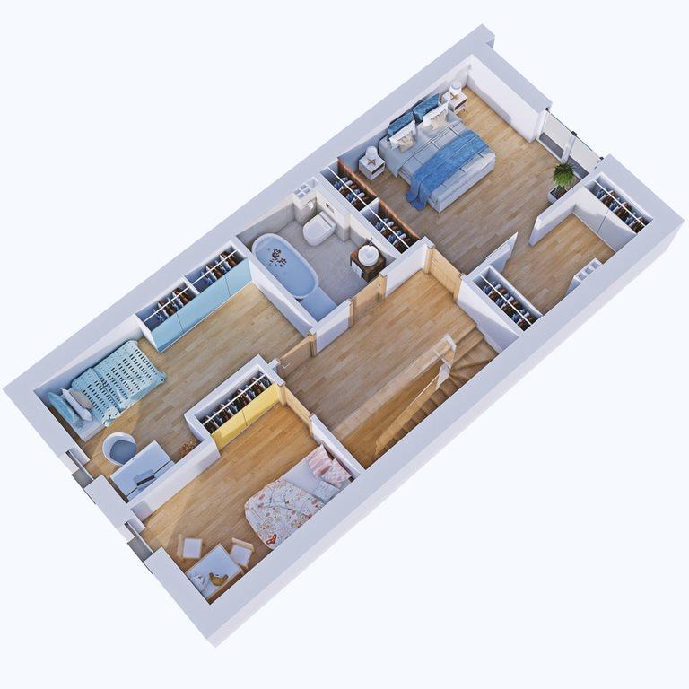 Dom na sprzedaż Rzeszów, Porąbki  119m2 Foto 4