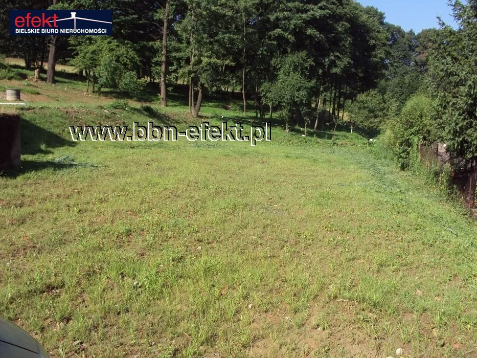 Działka inna na sprzedaż Bielsko-Biała, Lipnik  950m2 Foto 1