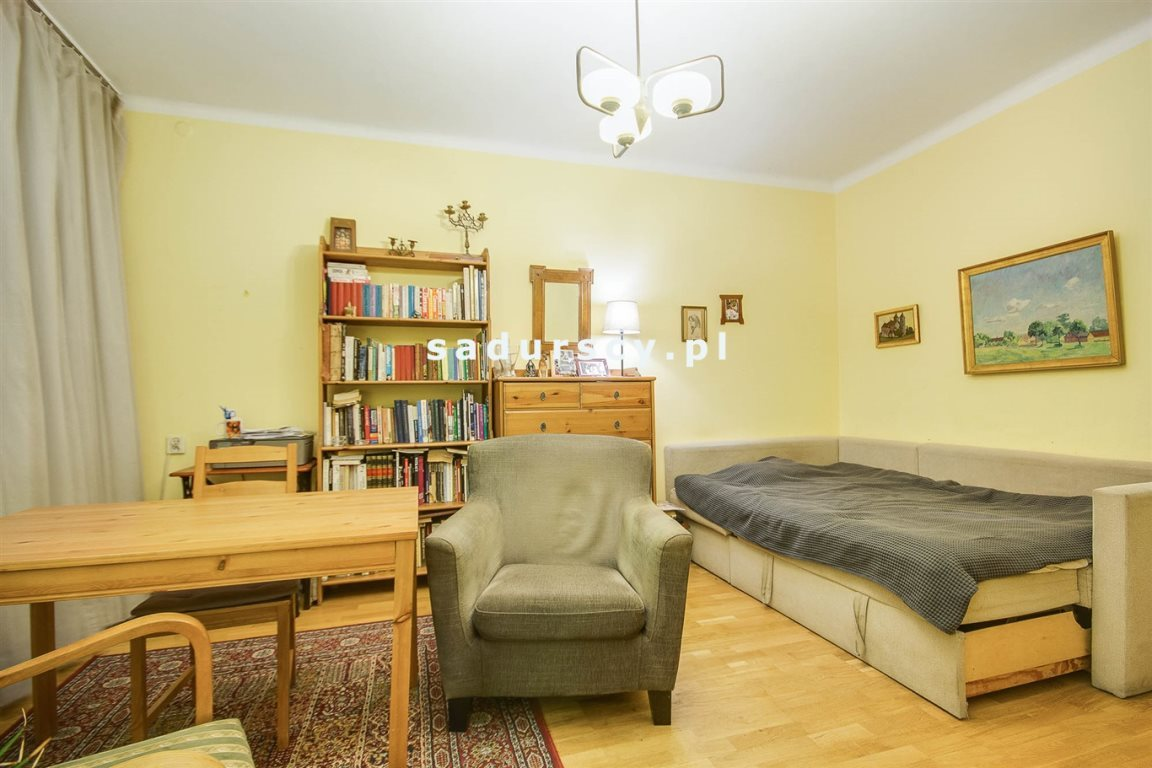 Mieszkanie dwupokojowe na sprzedaż Kraków, Stare Miasto, Kazimierz, św. Wawrzyńca  54m2 Foto 5