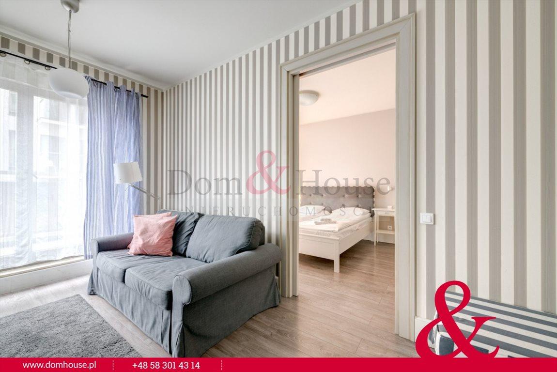 Mieszkanie dwupokojowe na wynajem Gdańsk, Śródmieście, Szafarnia  50m2 Foto 7