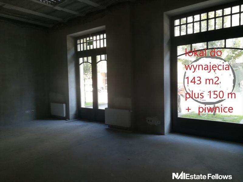 Lokal użytkowy na wynajem Kraków, Rakowicka  143m2 Foto 1