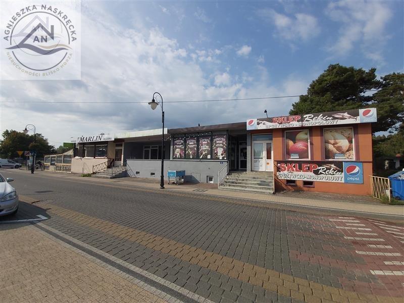 Lokal użytkowy na wynajem Mielno, Pas nadmorski, Słoneczna  84m2 Foto 5