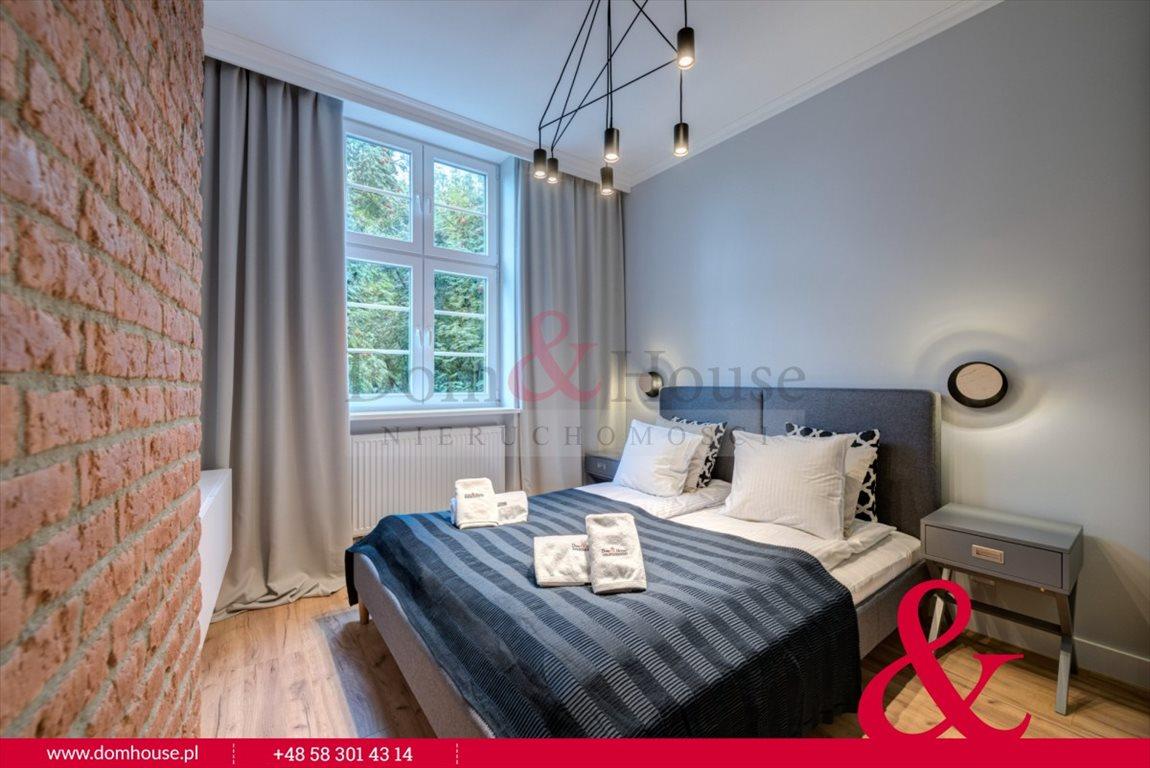 Mieszkanie trzypokojowe na wynajem Gdańsk, Śródmieście, Ogarna  50m2 Foto 8