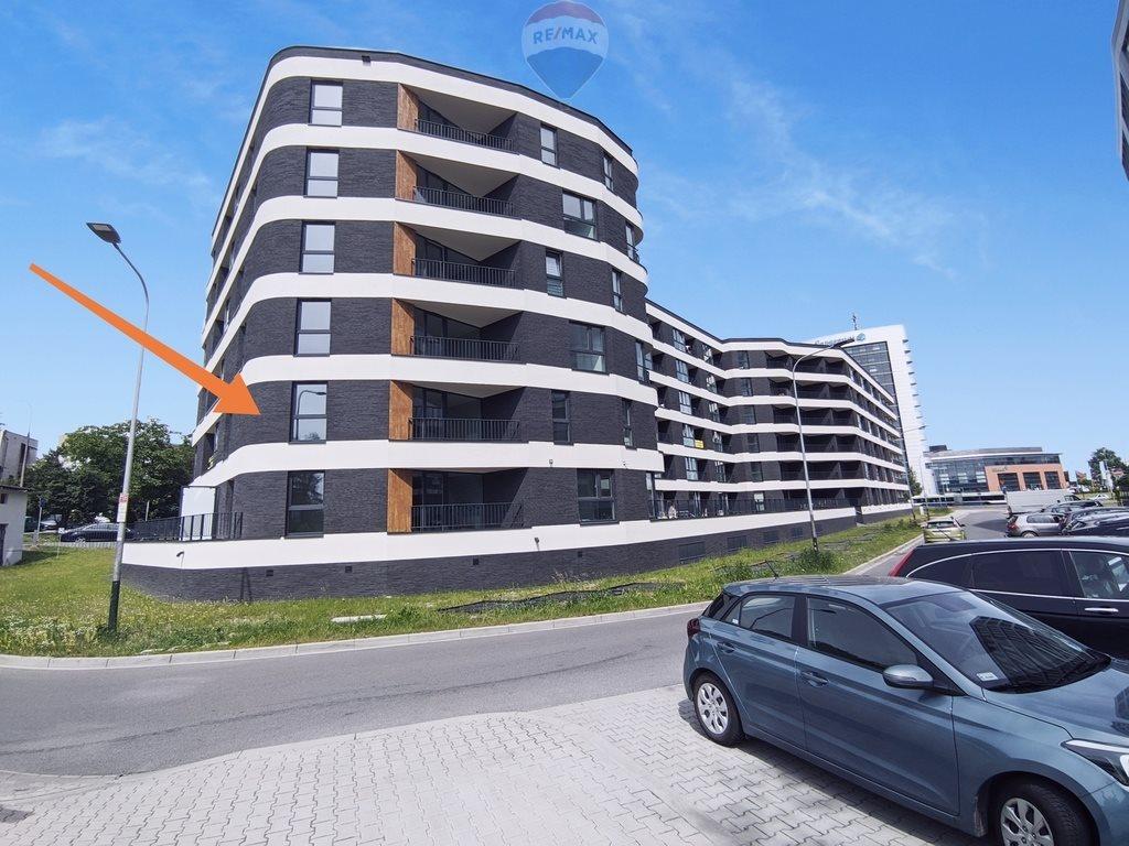 Mieszkanie dwupokojowe na sprzedaż Kraków, Promienistych  47m2 Foto 3