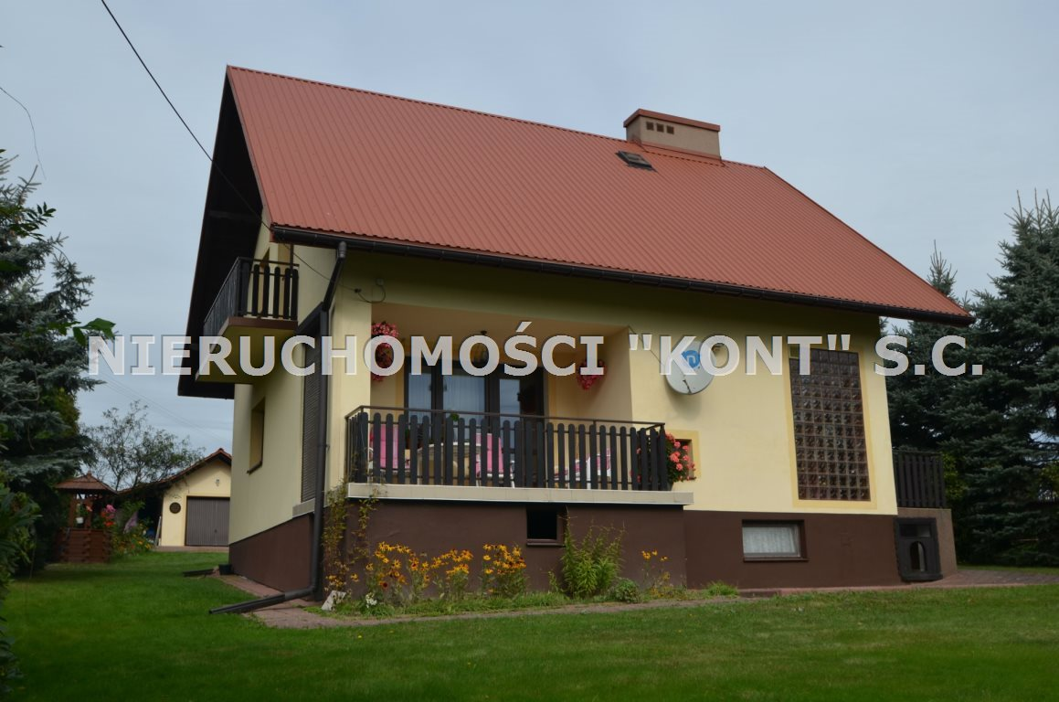 Dom na sprzedaż Bęczarka  150m2 Foto 1
