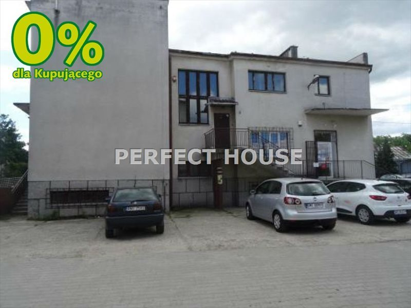 Lokal użytkowy na sprzedaż Borowa, Wojewódzka  184m2 Foto 1