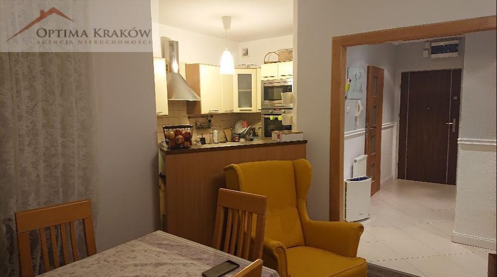 Mieszkanie trzypokojowe na sprzedaż Kraków, Dębniki, Lubostroń  55m2 Foto 1