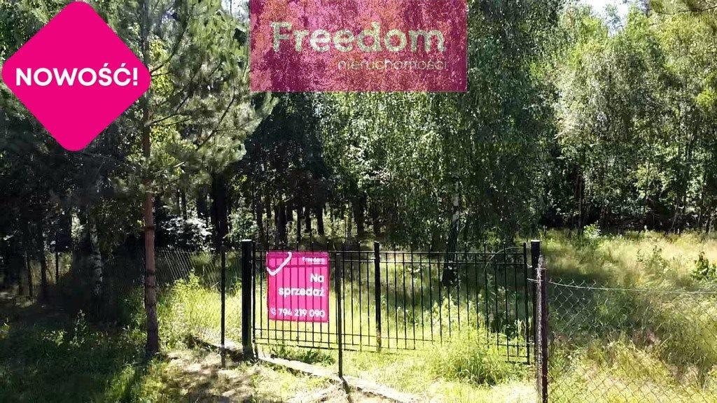 Działka budowlana na sprzedaż Moszczenica, Żytnia  875m2 Foto 5