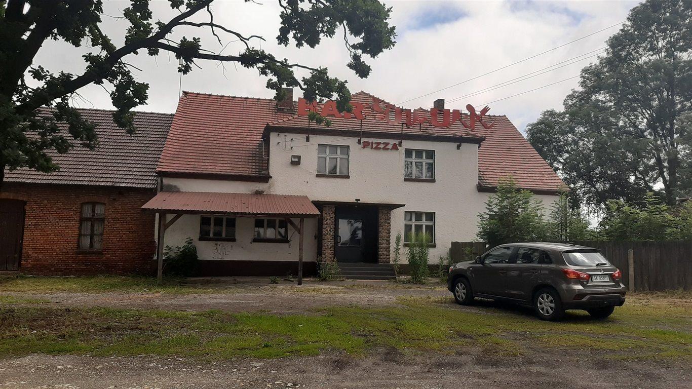 Lokal użytkowy na sprzedaż Dobrodzień, Pludry  450m2 Foto 2