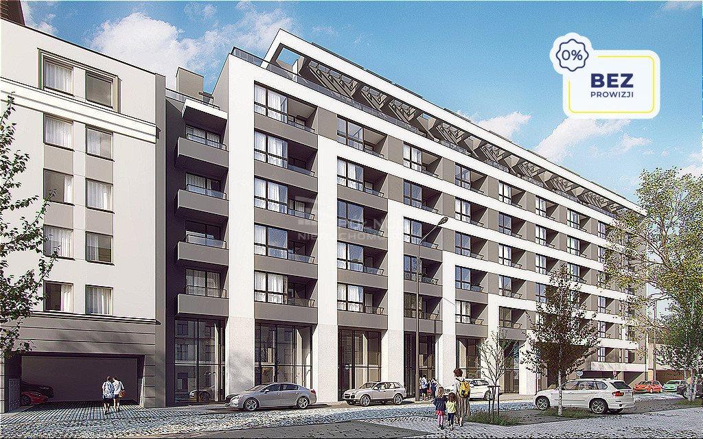 Mieszkanie dwupokojowe na sprzedaż Katowice, Opolska  50m2 Foto 1
