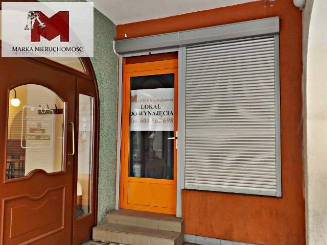 Lokal użytkowy na sprzedaż Kędzierzyn-Koźle, Pamięci Sybiraków  17m2 Foto 1