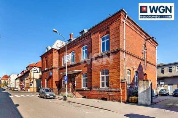 Magazyn na sprzedaż Darłowo, Centrum, Morska  989m2 Foto 1