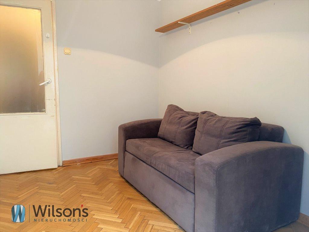 Mieszkanie trzypokojowe na wynajem Warszawa, Wola Koło, Małego Franka  48m2 Foto 4