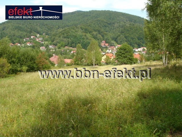 Działka rekreacyjna na sprzedaż Bielsko-Biała, Straconka  2452m2 Foto 1