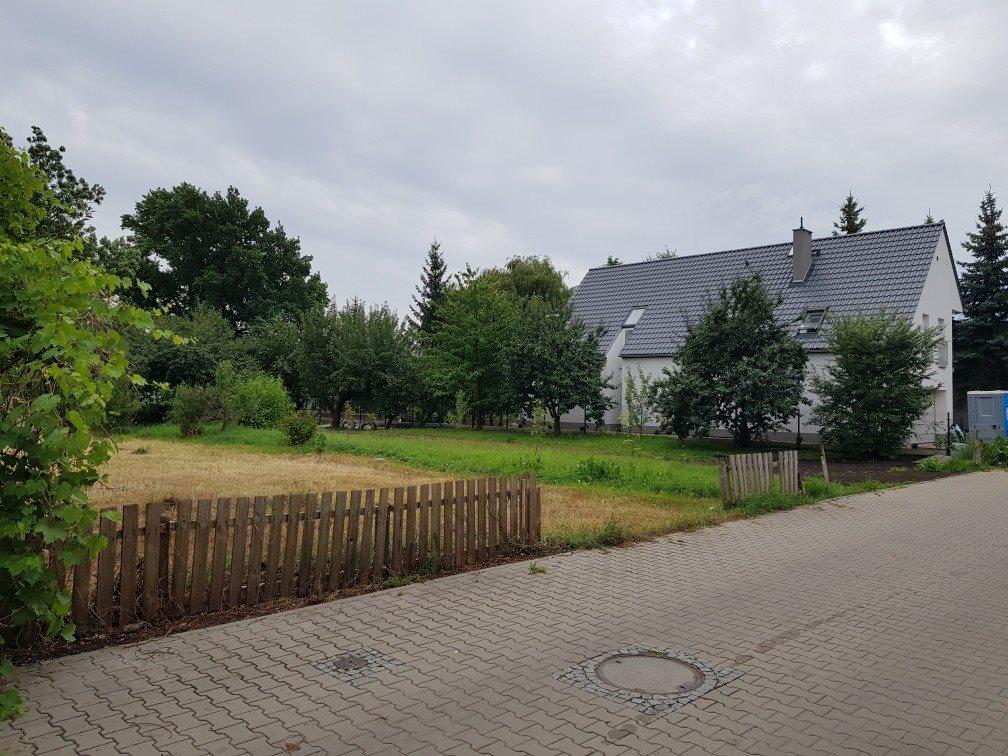 Działka budowlana na sprzedaż Wrocław, Krzyki, Ołtaszyn, Jarzynowa 14  750m2 Foto 4