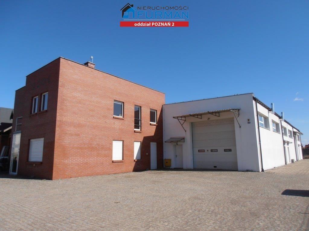 Lokal użytkowy na sprzedaż Poznań, Grunwald, Sadowa  930m2 Foto 1
