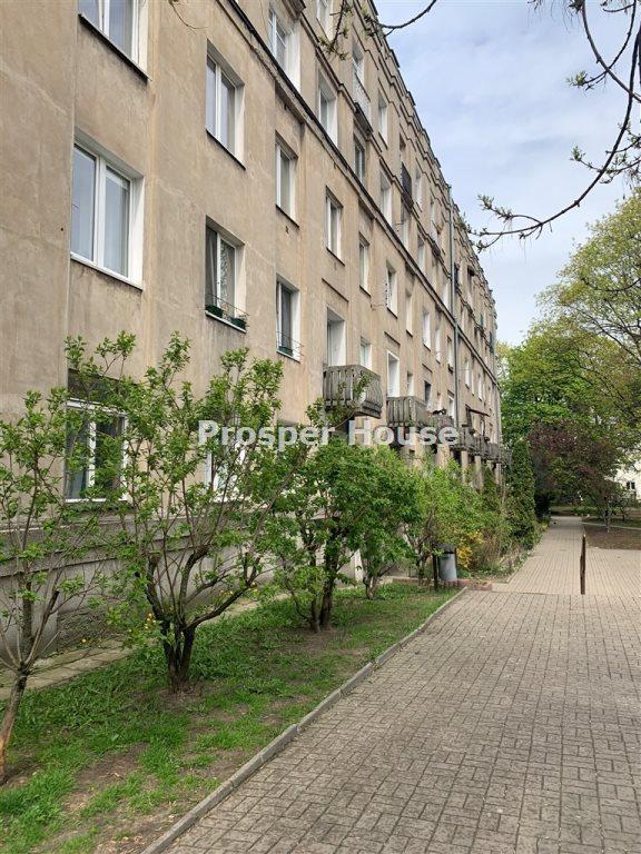 Mieszkanie dwupokojowe na sprzedaż Warszawa, Żoliborz, Stary Żoliborz, ks. Popiełuszki  38m2 Foto 1
