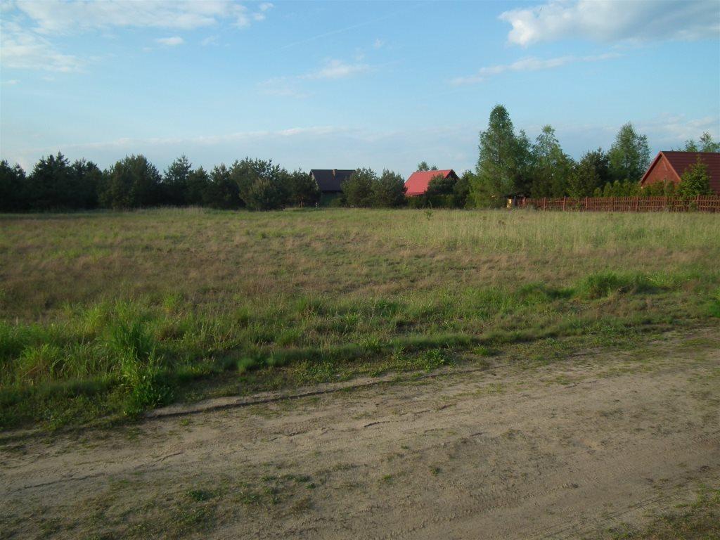 Działka budowlana na sprzedaż Cielętniki, Ogrodowa  1096m2 Foto 3