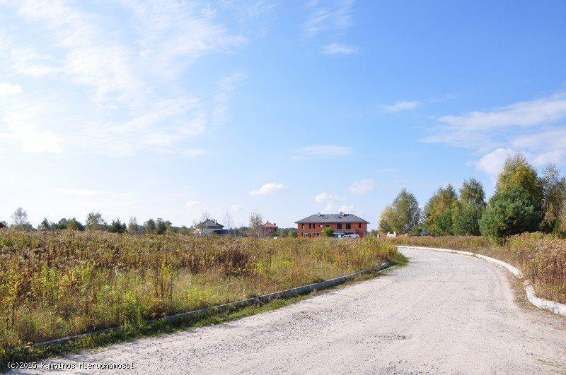Działka budowlana na sprzedaż Lipków, Stare Babice, oferta 2338  1550m2 Foto 1