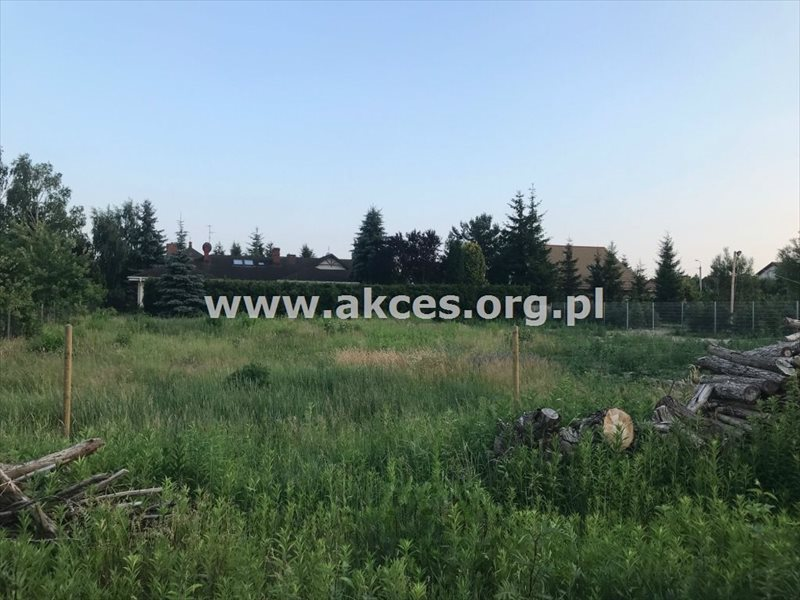 Działka budowlana na sprzedaż Nowa Iwiczna, Mleczarska  3700m2 Foto 6