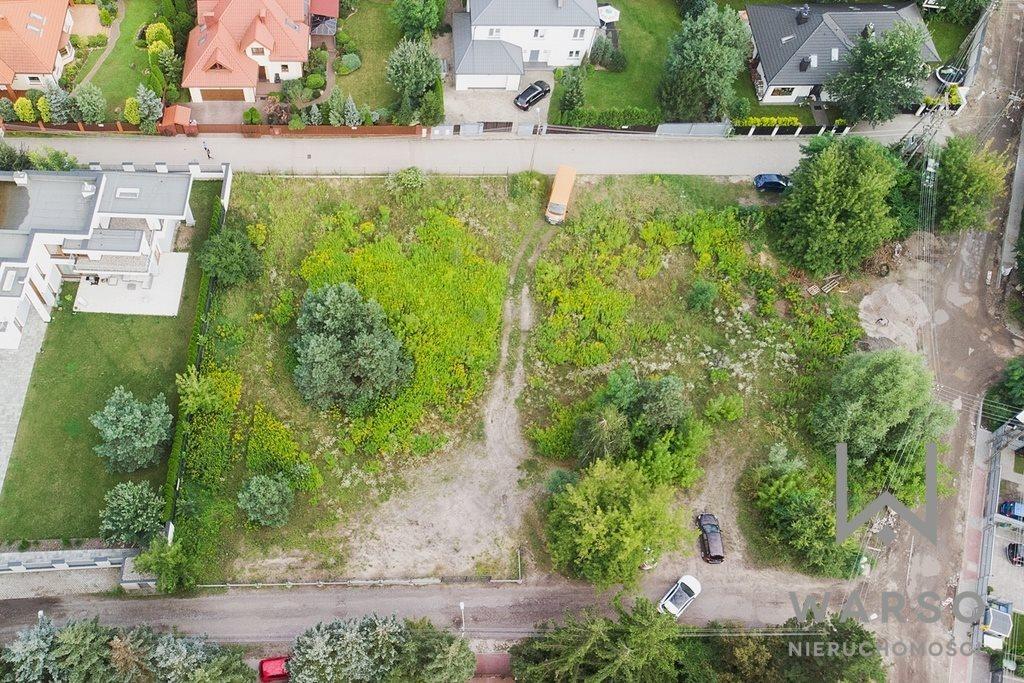 Działka budowlana na sprzedaż Łomianki, Dąbrowa Leśna, gen. Wojciecha Borzobohatego  1332m2 Foto 2