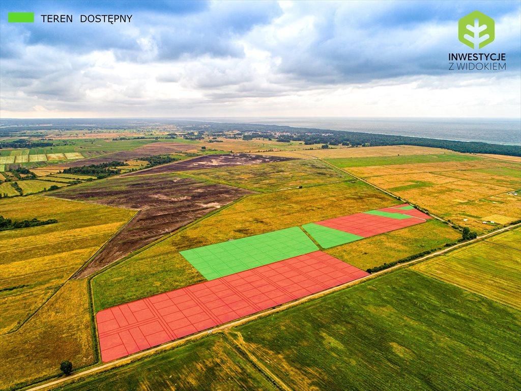 Działka rolna na sprzedaż Karwia, Atrakcyjnie położony teren  480m2 Foto 1