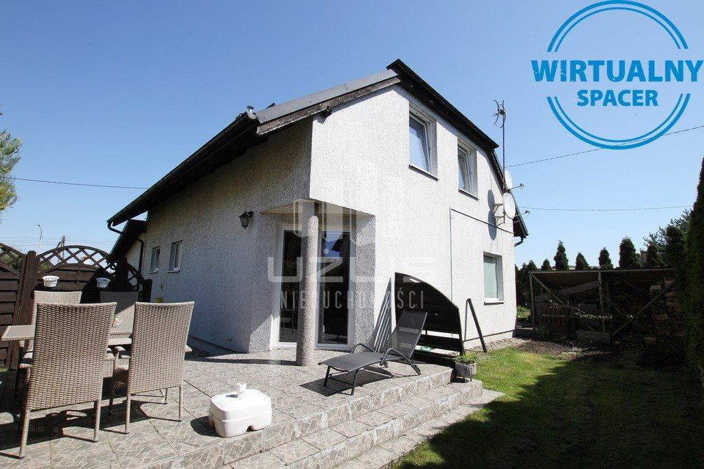 Dom na sprzedaż Nowa Wieś Rzeczna, Rzeczna  129m2 Foto 1