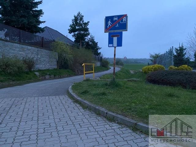 Działka budowlana na sprzedaż Świebodzice  1077m2 Foto 9