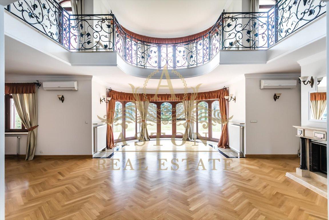 Dom na wynajem Warszawa, Wilanów, Kępa Zawadowska, Syta  1100m2 Foto 1