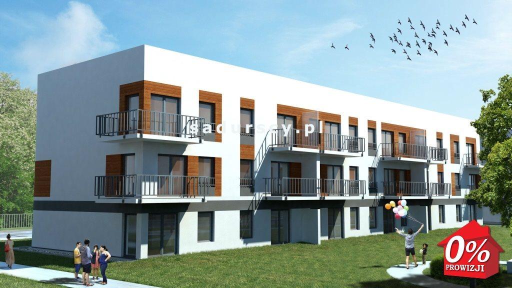 Mieszkanie dwupokojowe na sprzedaż Niepołomice, Niepołomice  59m2 Foto 1