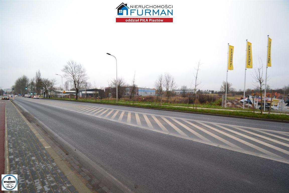 Działka inwestycyjna na sprzedaż Piła, Zamość  7427m2 Foto 6