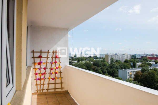 Mieszkanie trzypokojowe na sprzedaż Wrocław, Krzyki, Powstańców Śląskich  63m2 Foto 4