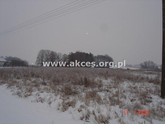 Działka budowlana na sprzedaż Kolonia Gościeńczyce  1020m2 Foto 4