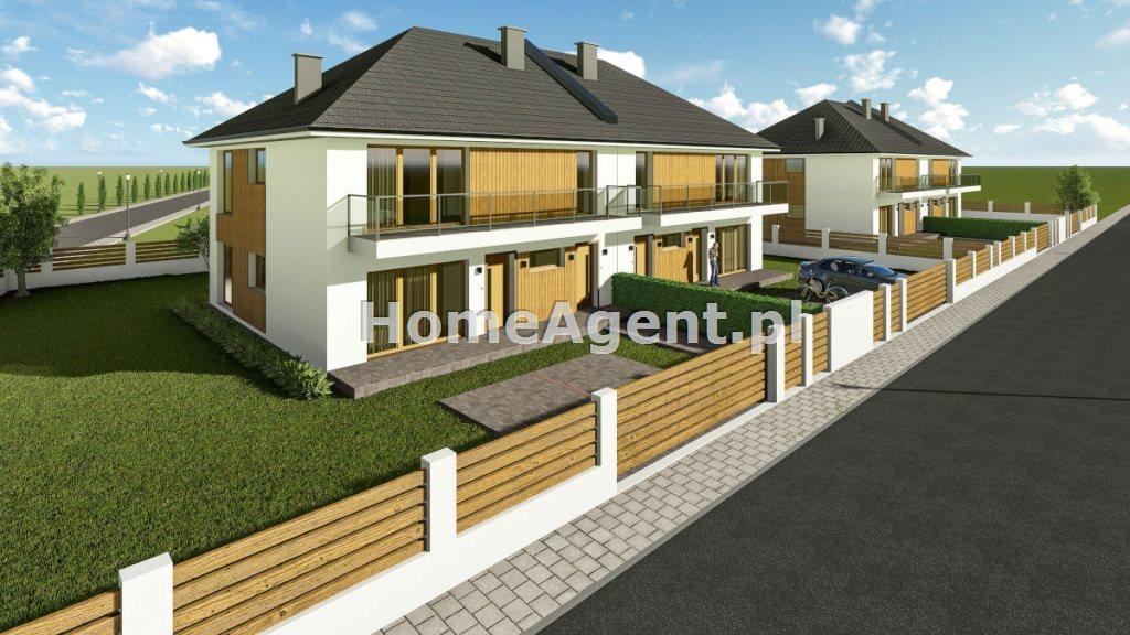Mieszkanie trzypokojowe na sprzedaż Niepołomice  80m2 Foto 1