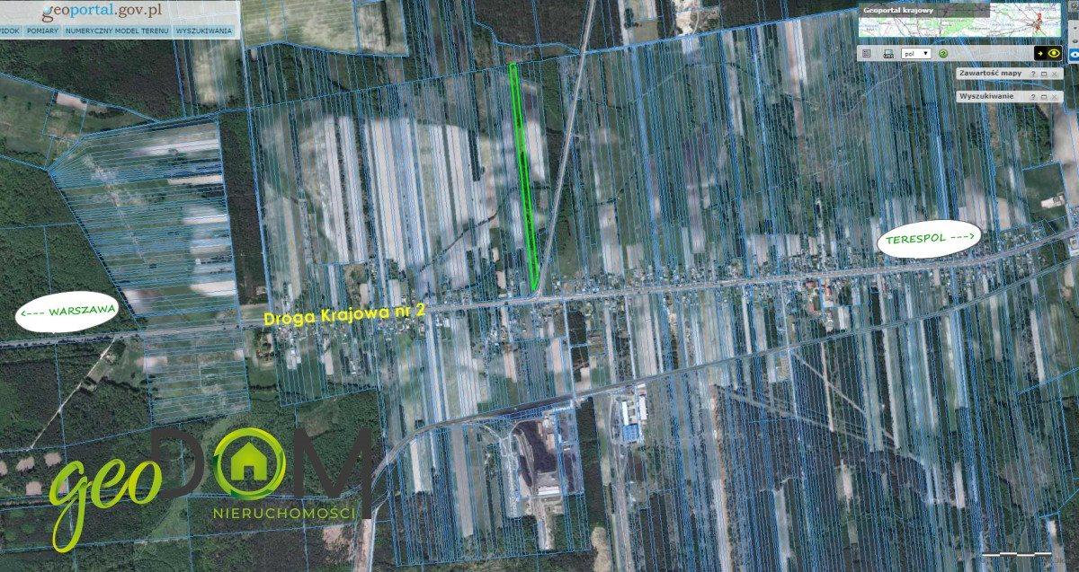 Działka rolna na sprzedaż Terespol  21544m2 Foto 5