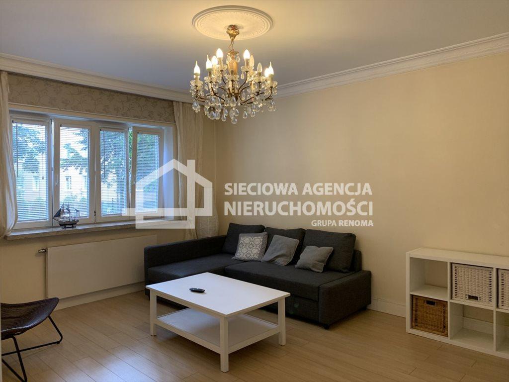 Mieszkanie dwupokojowe na wynajem Sopot, Dolny, Książąt Pomorskich  48m2 Foto 2