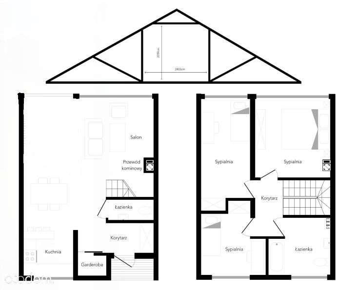 Dom na sprzedaż Kamionki  100m2 Foto 14