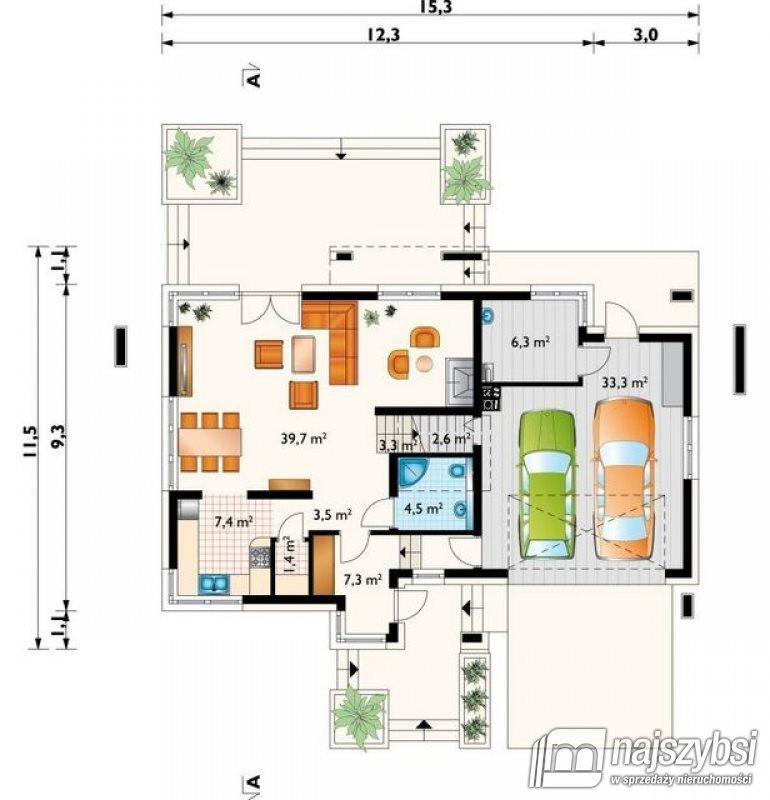 Dom na sprzedaż Kliniska Wielkie, Centrum  228m2 Foto 4